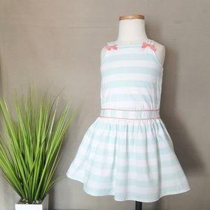 Gymboree Striped Bow Dress